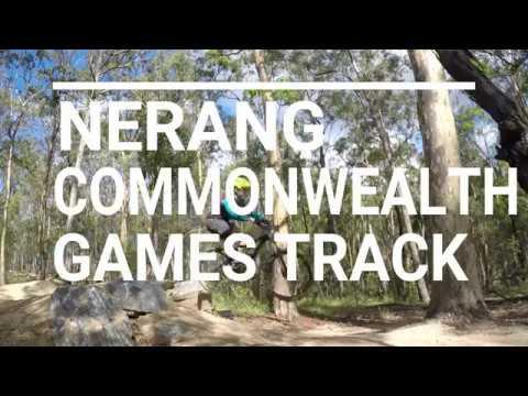 NERANG MTB COMMONWEALTH GAMES TRACK