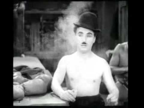 Charlie Chaplin - City lights 6 _ 8 part.
