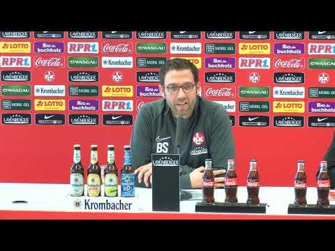 LIVE: Pressekonferenz vor dem Heimspiel gegen den SV Meppen