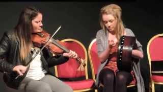Recital of master class member (2) - Craiceann 2015 video notes