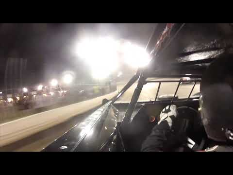 Wayne Chinn - The Sniper - 2012 World 100 - Eldora Speedway -   In Car setup