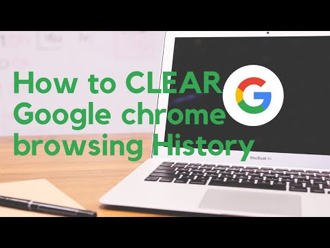 How to Clear Google Chrome Browsing History on PC, Laptop & Desktop