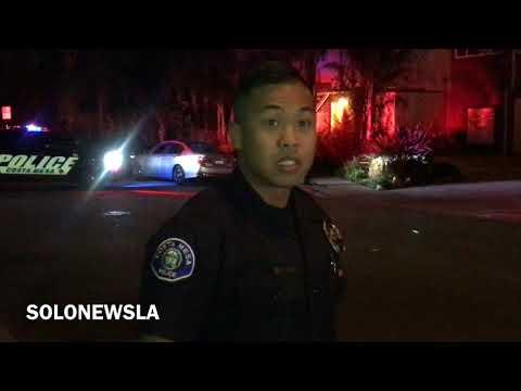 Costa Mesa Police Misconduct