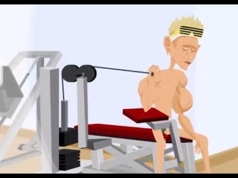Ultimate Douchebag Workout