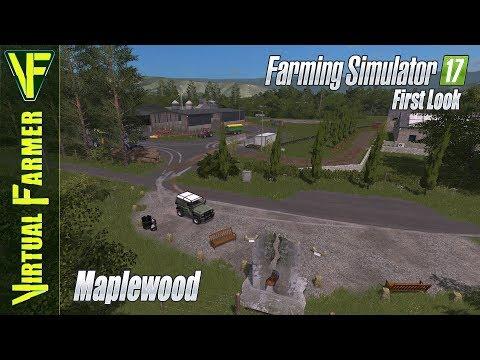 Maplewood by Lancyboi: Farming Simulator 17 Map First Look
