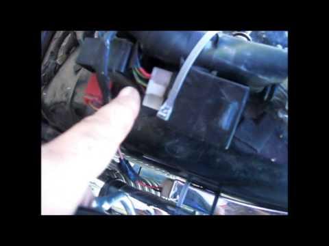 Suzuki Intruder 1400cc Starting Problems  YouTube