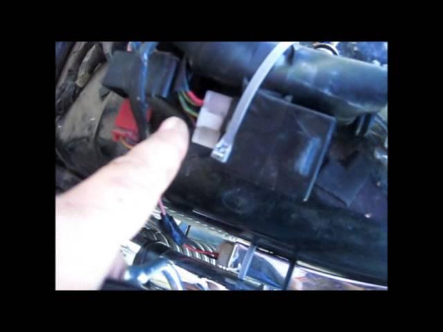 [ANLQ_8698]  Suzuki Intruder 1400cc Starting Problems - YouTube | Suzuki Intruder 1400 Fuse Box Location |  | YouTube