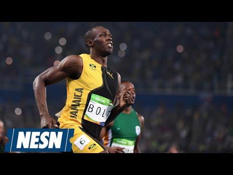 Usain Bolt Earns Historic 100M Three-Peat At Olympics