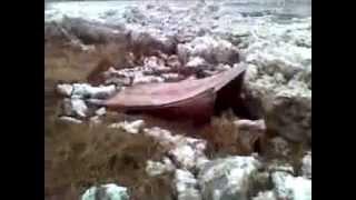 Hay River,NWT Flood 2009