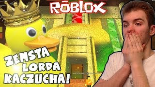 INTRIGUE of LORD KACZUCHA! ESCAPE FROM THE VOLCANO | ROBLOX #159