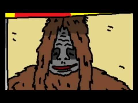Sassy The Sasquatch - Trippa Snippa (Original Mix) The Big Lez Show
