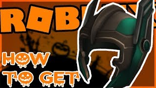 ROBLOX HOW TO GET THOR'S HELMET | ROBLOX