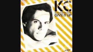 give it up kc the sunshine band lyrics