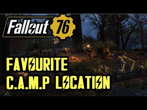 Fallout 76 - My Favourite C.A.M.P Location thumbnail