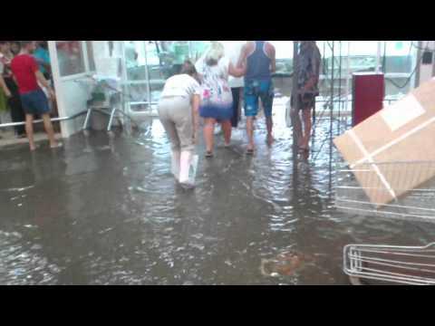 Потоп в леруа мерлен Самара (часть 1)