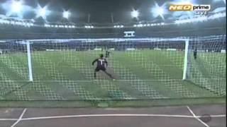 india vs cameroon nehru cup 2012 penalty shoot out