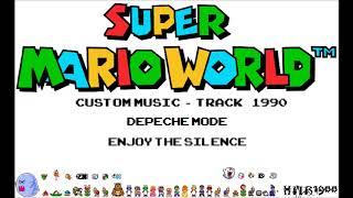 SMW Custom Music - Track 1990 (Depeche Mode - Enjoy The Silence)