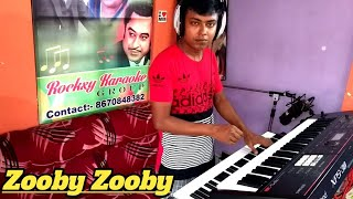 Zooby Zooby Bollywood Dance Songs Cover Instrumental By Rinku Khan