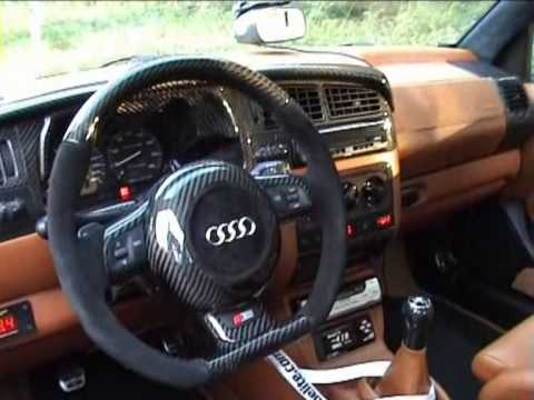 Vrt low budget golf iii r36 t youtube for Interieur golf 3 vr6