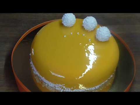 Муссовый торт для