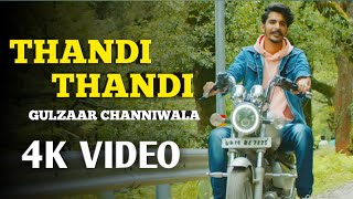 Barish Thandi Thandi Re : Gulzaar Chhaniwala | Thandi Thandi | Full Video| Latest Haryanvi Song