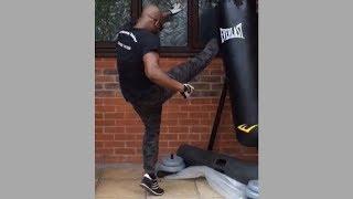 Boxing Bag Leg work  - GetFit Goodvibes