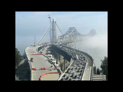 San Francisco Oakland Bay Bridge Construction and Demolition September 2008 to May 2016