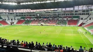 Diyarbakır Stadyumunda Kürtçe Ezgiler