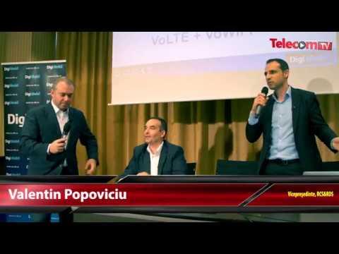 Demo apel 4G VoLTE la RCS&RDS