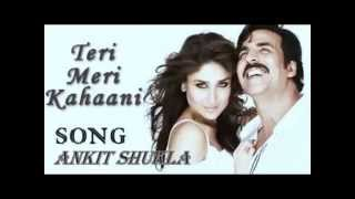 Teri Meri Kahaani [(Arijit Singh) my Female voice also] || Cover Ankit Shukla