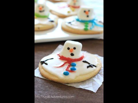 Melting Snowman Co Tutorial