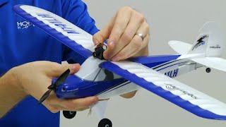 Load Video 3:  How to install Spektrum FPV Gear on your HobbyZone Sport Cub S