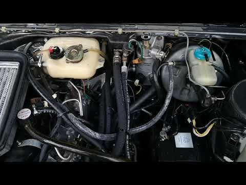 Peugeot 505 GTDTurbo Intercooler