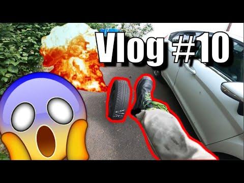 autoreifen-gerät-außer-kontrolle---daily-vlog-#10