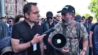 «Ինչքան Ռոբերտ Քոչարյանն ու Սերժ Սարգսյանը ակտիվանան, այնքան կմեծանա մեր հեղափոխության ծավալը»
