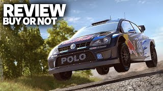 WRC 7 Review PS4 – First Impression (Buy Or Not) (Giveaway Included)