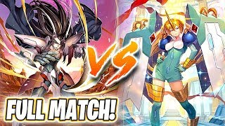 Gold Paladin Ezel Vs Oracle Think Tank Imperial Daughter Standard Cardfight Vanguard