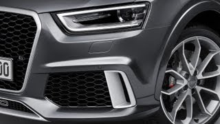 Audi RS Q3: Test Drive with Dynamic Drive