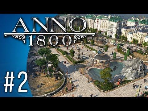 Anno 1800 #2 - FIRE!!