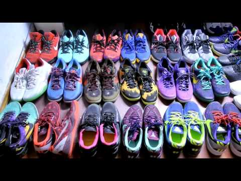 My Entire KOBE I-IX (1-9) Collection! |  dawgs shoes