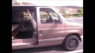 Ford Econoline E150 Club Wagon. Walkaround Start Up And Future Plans. 1992 Mt Truck Of The Year