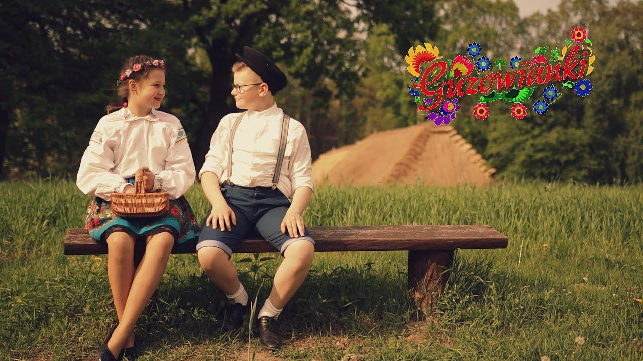 Download Guzowianki - Czerwone Jagody (OFFICIAL VIDEO) FOLK MUSIC