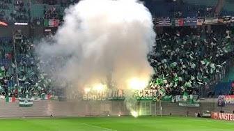 RB Leipzig - Celtic Glasgow (Celtic Supporters)
