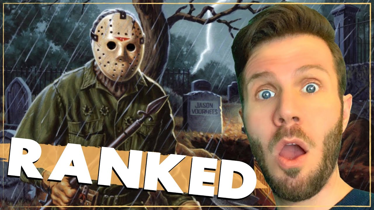 Download RANKING ALL FRIDAY THE 13TH FILMS | Entire Franchise Worst to Best