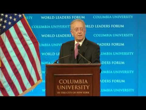 World Leaders Forum: The Tunisian Post Revolution [English]