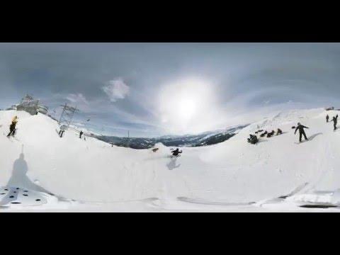 Samsung 360° Snowboard & Freeski Experience