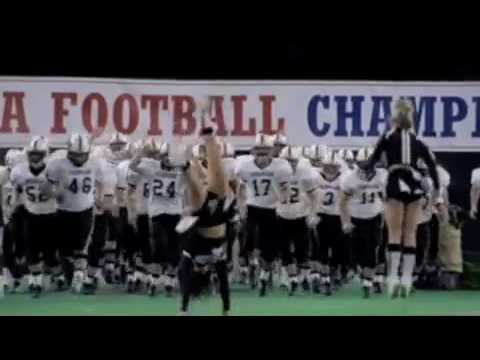 Friday Night Lights Coming Out Of The Tunnel Youtube