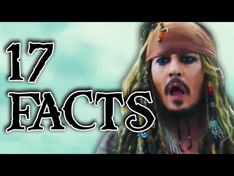 17 PIRATES OF THE CARIBBEAN: DEAD MEN TELL NO TALES FACTS You Didn't Know