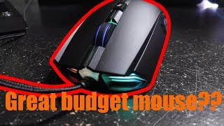 Good budget mouse for $15??? | Blade Hawks GM-X5 REVIEW!