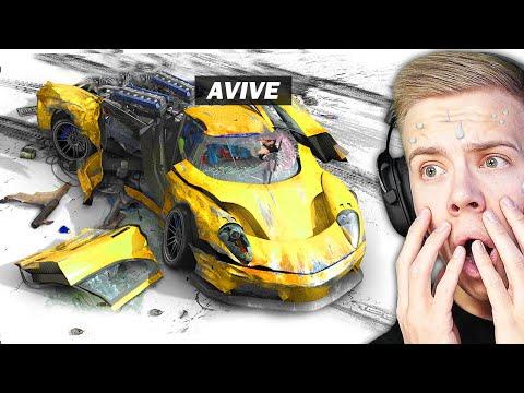 ÜBERLEBEN wir den HARDCORE CRASH MOD? (GTA 5 Mods)